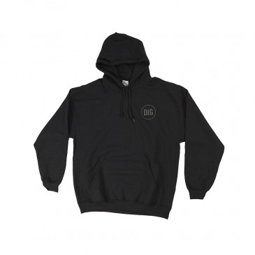 SWEAT CAPUCHE DIG BMX CIRCLE