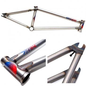 CADRE BMX STRANGER CRUX V2 MATT RAW