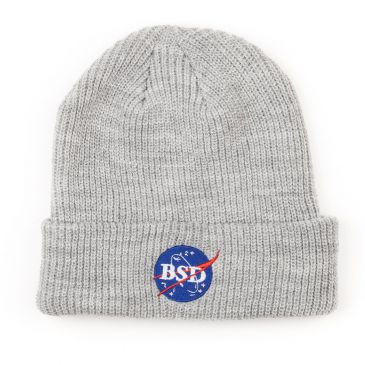 BONNET BSD SPACE AGENCY GREY