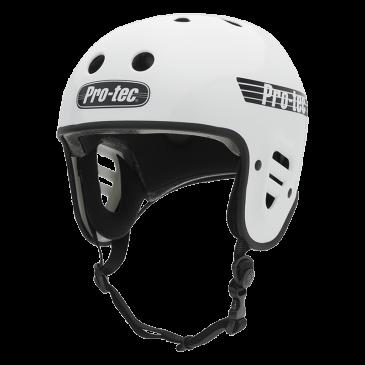 CASQUE BMX PROTEC FULL CUT WHITE