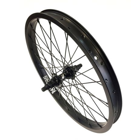 ROUE ARRIERE BMX CUSTOM UNITED SUPREME REVERSIBLE X RANT