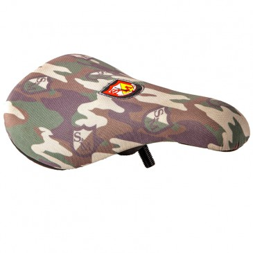 SELLE S&M BMX SLIM CAMO SHIELD