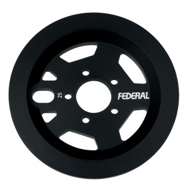 COURONNE BMX FEDERAL AMG FULL GUARD (25 OU 28)