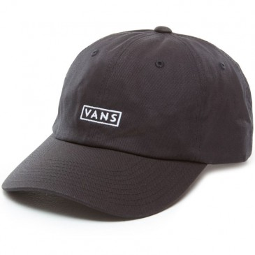 CASQUETTE VANS DAD BILL BLACK
