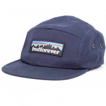 CASQUETTE BSD 5 PANEL OUTDOORS NAVY
