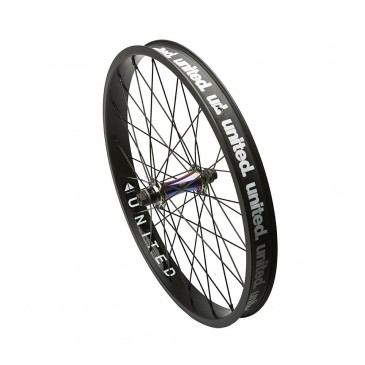 ROUE AVANT UNITED SUPREME OIL SLICK