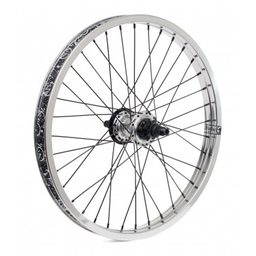 ROUE ARRIERE BMX SHADOW OPTIMIZED FREECOASTER POLISH