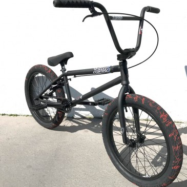 BMX SUBROSA CUSTOM BLOOD SPLATTER 2019
