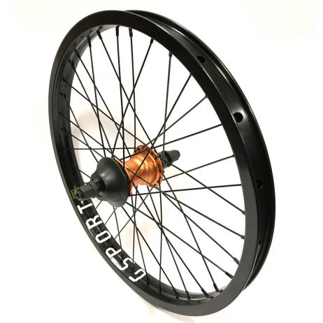 ROUE ARRIERE FREECO SHADOW X GSPORT COPPER
