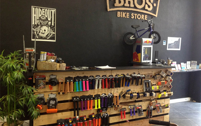comptoir bros bike store