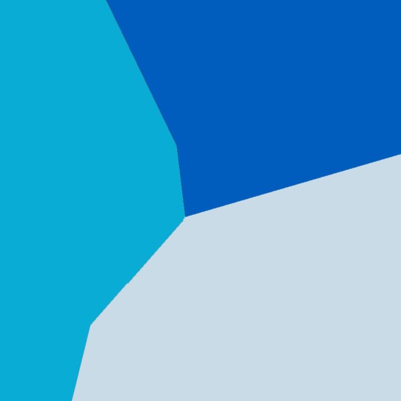 CULT VANS BLUE CAMO