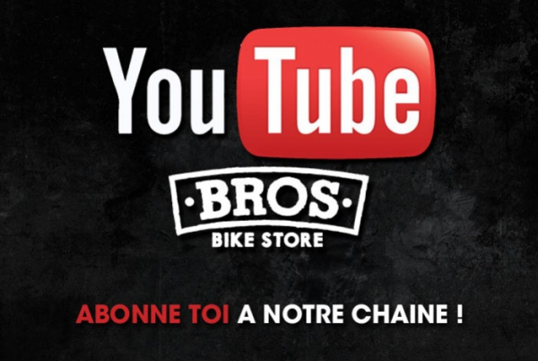 NOTRE CHAINE YOUTUBE !