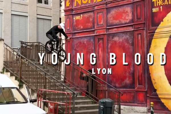 BROS YOUNG BLOOD - LYON