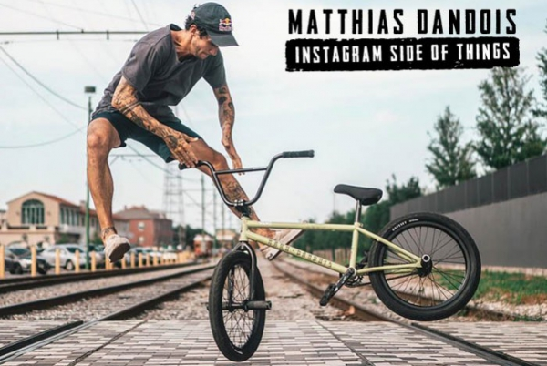MATTHIAS DANDOIS / INSTRAGRAM SIDE OF THINGS
