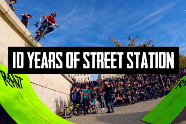VIDEO RECAP - 10 YEARS OF STREET STATION